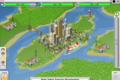 Energy City game